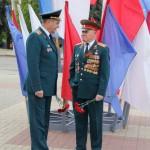 Поздравление ветерана войны Косихина Н.Н.