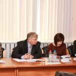 Постоянная комиссия ЦК Профсоюза по организационной работе 1