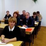 Семинар-совещание впервые избранных председателей 1