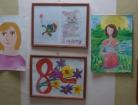 Выставка детских рисунков-1