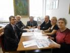 VIII заседание президиума обкома Профсоюза-1