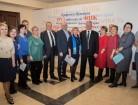 Делегаты Приморской краевой организации на Форуме-1