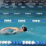 Плавание закаляет характер 1