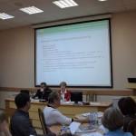 Обучение профактива Управления и учреждений ФСИН