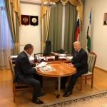 14.01.2020 Встреча с министром