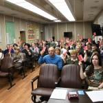 Профсоюз_отчетно выборная конференция (2)2