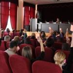 избрание президиума конференции