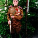 Портрет ветерана. 2 место Крашеница Светлана