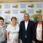 Оренбургская организация Делегаты XI Съезда 4
