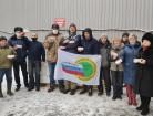 Члены Профсоюза УМВД, ГИБДД, ПСС разгрузили 700 кг шоколада
