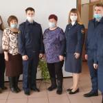 Наставничество в Ик-18 ГУФСИН России по Пермскому краю