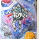 День Космонавтики 1
